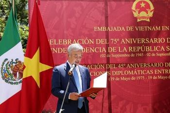 Đại sứ quán Việt Nam tại Mexico, Brunei tổ chức kỷ niệm 75 năm Quốc khánh