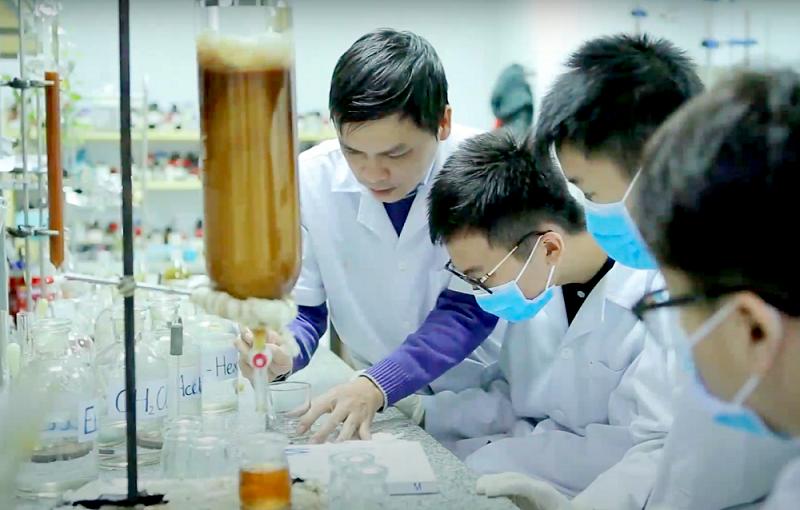 Phát minh khoa học của học sinh Việt giành 2 huy chương vàng tại Olympic Phát minh và Sáng chế Thế giới