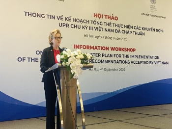 Việt Nam nỗ lực bảo đảm quyền con người và thực hiện các khuyến nghị UPR