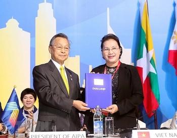 Ngoại giao nghị viện vì Cộng đồng ASEAN gắn kết và chủ động thích ứng