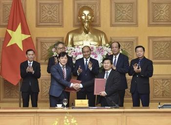 Thủ tướng Nguyễn Xuân Phúc: tạo mọi điều kiện để việc mở rộng đầu tư của doanh nghiệp Nhật Bản thuận lợi nhất