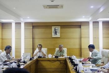 Quỹ Hòa bình và Phát triển Việt Nam trao đổi về chính sách đối ngoại trong nội dung văn kiện Đại hội XIII