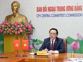 Hội đàm trực tuyến nhằm duy trì và tăng cường quan hệ hữu nghị hợp tác truyền thống Việt Nam - Mexico