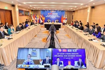 ASEAN+3 triển khai các sáng kiến hợp tác tài chính