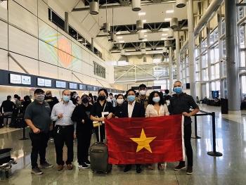 Đưa 270 công dân Việt Nam từ Úc và New Zealand về nước