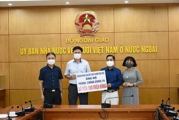 Uỷ ban Nhà nước về người Việt Nam ở nước ngoài: Cầu nối giữa kiều bào với đất nước trong đại dịch COVID-19