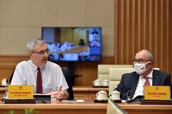 Việt Nam lắng nghe, có trách nhiệm với các đề xuất, kiến nghị của doanh nghiệp EU