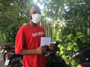 Tiếp tục tiêm vaccine phòng Covid-19 cho người nước ngoài tại Hà Nội