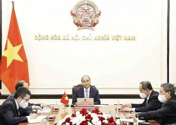 Nhật Bản hỗ trợ thêm cho Việt Nam 400.000 liều vaccine