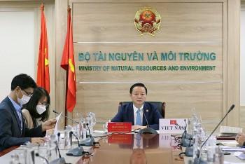 Tăng cường hợp tác về tài nguyên và môi trường giữa Việt Nam - Hàn Quốc