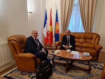 Thúc đẩy triển khai các dự án, hoạt động hợp tác của Việt Nam tại Monaco