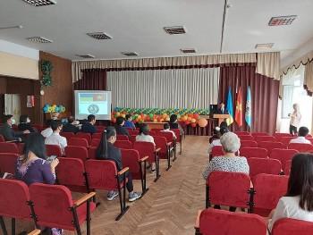 Khai giảng lớp tiếng Việt tại Trường chuyên ngữ số 251 mang tên Chủ tịch Hồ Chí Minh tại Ukraine