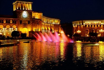 Khám phá cảnh đẹp hùng vĩ của đất nước Armenia