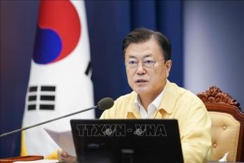 Hàn Quốc sẽ hỗ trợ cho Việt Nam 1 triệu liều vaccine ngừa COVID-19 trong tháng 10