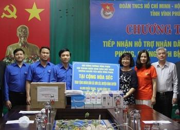 Liên hiệp các tổ chức hữu nghị tỉnh Vĩnh Phúc phát động cuộc thi viết về tình hữu nghị Việt - Séc