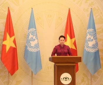 Việt Nam cam kết ưu tiên thúc đẩy các sáng kiến liên quan tới phụ nữ và trẻ em gái
