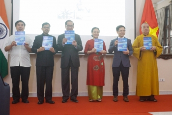 Kỷ niệm 151 năm ngày sinh của Anh hùng dân tộc Ấn Độ Mahatma Gandhi: ôn lại sự gắn bó giữa hai dân tộc Việt - Ấn