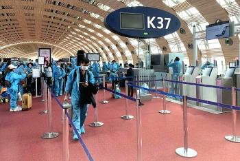Thêm chuyến bay đưa 350 công dân Việt Nam từ Đài Loan (Trung Quốc) về nước