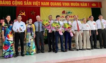 Hội Liên lạc Việt kiều huyện Kiến Thụy (Hải Phòng): nhiều hoạt động thiết thực hướng về quê hương