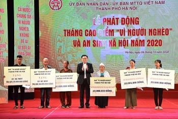 Hà Nội hỗ trợ xây dựng 7.565 nhà ở cho hộ nghèo