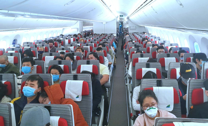 350 công dân Việt Nam từ Úc và New Zealand về nước an toàn