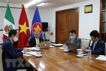 Ra mắt trang thông tin doanh nghiệp Mexico-Việt Nam