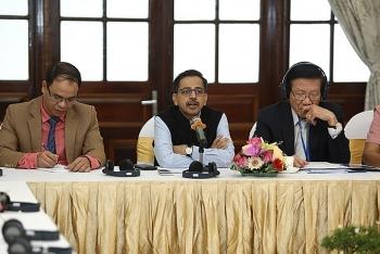 Việt Nam - Ấn Độ tăng cường hợp tác trong lĩnh vực kinh tế, thương mại