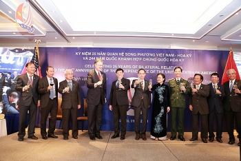 Hoa Kỳ tiếp tục hỗ trợ Việt Nam giải quyết hậu quả chiến tranh, thúc đẩy hợp tác kinh tế, giáo dục, y tế, khoa học