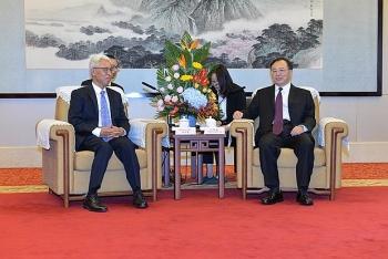 Mở rộng giao lưu, hợp tác giữa Giang Tô với các địa phương Việt Nam