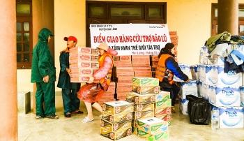World Vision Việt Nam cứu trợ cho người dân huyện Hải Lăng và Đa Krông (Quảng Trị)