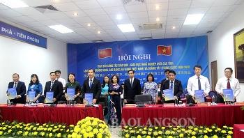 Ký kết hợp tác giáo dục giữa 4 tỉnh biên giới Việt Nam với Quảng Tây (Trung Quốc)