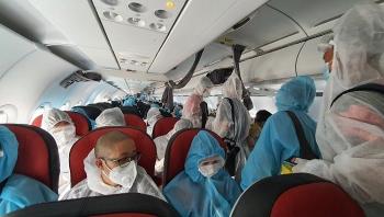 Thêm chuyến bay đưa 860 công dân Việt Nam từ Úc, Nhật Bản, Myanmar về nước an toàn