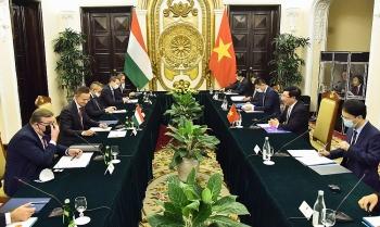 Hungary đánh giá cao vai trò và vị thế ngày càng quan trọng của Việt Nam ở khu vực