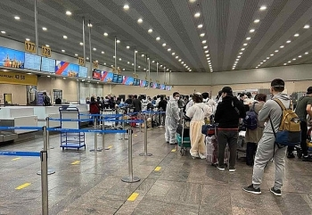 Thêm chuyến bay đưa 710 công dân Việt Nam từ Nauy, Nga về nước an toàn