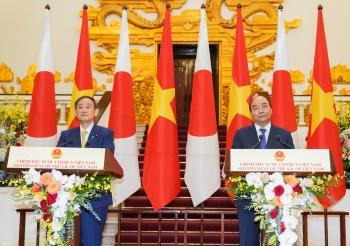 Thủ tướng Suga Yoshihide: Việt Nam là đối tác quan trọng của Nhật Bản