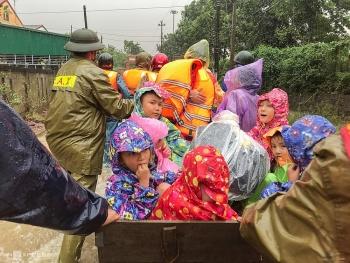Myanmar, Kuwait, Maldives điện, thư thăm hỏi về tình hình lũ lụt tại miền Trung Việt Nam
