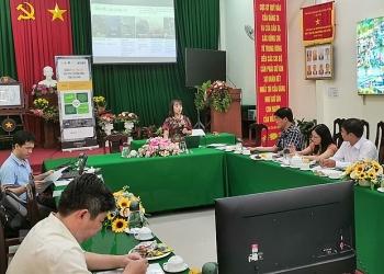 WWF thực hiện dự án phòng, chống thiên tai ở Đồng bằng sông Cửu Long