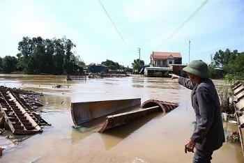 Hàn Quốc viện trợ 300.000 USD giúp Việt Nam khắc phục thiệt hại do mưa lũ ở miền Trung