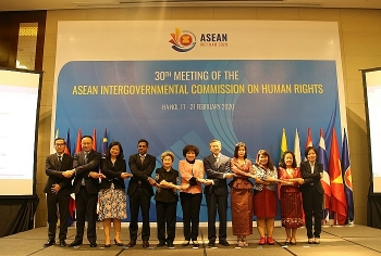 AICHR trên chặng đường phát triển vì quyền con người