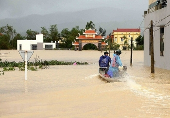 Tổng thống Kazakhstan và Palestine gửi thư, điện hỏi thăm tình hình lũ lụt ở miền Trung Việt Nam