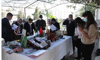 Triển lãm ảnh, giới thiệu ẩm thực nhân Kỷ niệm 58 năm thiết lập quan hệ ngoại giao Việt Nam - Algeria