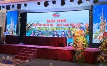 Hội hữu nghị Việt – Nga tỉnh Thái Bình tổ chức Đại hội lần thứ II