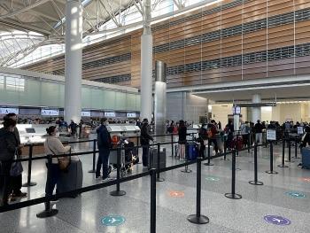 Thêm chuyến bay đưa 360 công dân Việt Nam từ Hoa Kỳ và Hàn Quốc về nước