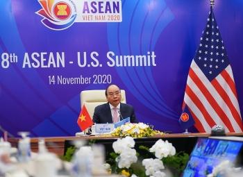 Xây dựng và phát triển quan hệ đối tác chiến lược ASEAN-Hoa Kỳ vì hòa bình, thịnh vượng ở khu vực
