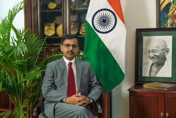 Đại sứ Ấn Độ tại Việt Nam Pranay Verma: Hy vọng xây dựng thêm nhiều chi hội hữu nghị tại Việt Nam