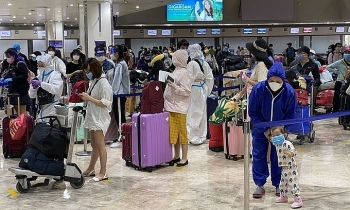 Đưa 520 công dân Việt Nam từ hơn 20 quốc gia Châu Âu và Châu Á về nước