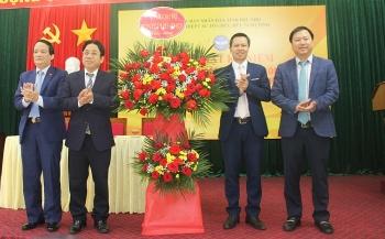 Liên hiệp các tổ chức hữu nghị tỉnh Phú Thọ tổ chức gặp mặt Kỷ niệm 70 năm ngày Truyền thống