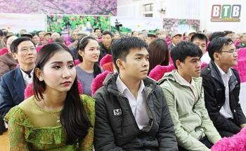 Hội hữu nghị Việt Nam - Campuchia tỉnh Thái Bình đỡ đầu 37 lưu học sinh Campuchia
