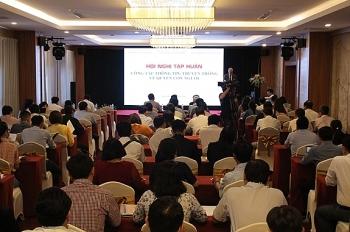 Tập huấn công tác thông tin về quyền con người cho 26 tỉnh thuộc khu vực miền Nam và Tây Nguyên