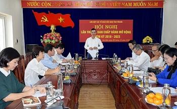 Kiện toàn công tác cán bộ của Liên hiệp các tổ chức hữu nghị tỉnh Yên Bái nhiệm kỳ 2018 - 2023